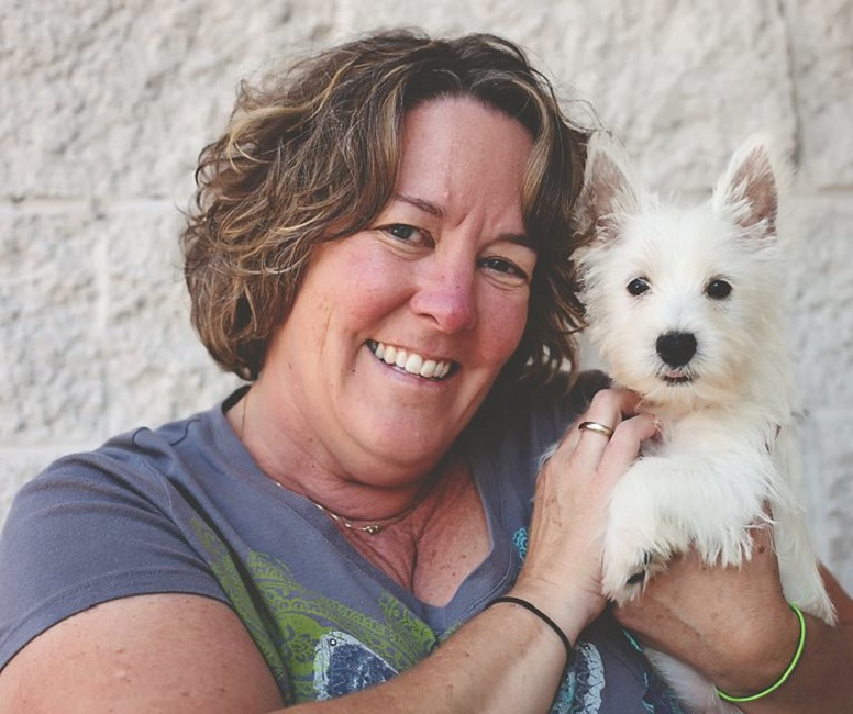Kären - Kären is the manager here at Pet City. She loves being around the Pet City puppies but loves matching them with their forever homes even more. Her pets growing up were named Catnip and Bimo. She now has a crew of four dogs, Fiona the Whoodle, Leila the Cocker-Yorkie, Simon the Morkie, and Genevieve the Cocker Spaniel as well as two cats and two birds. A Fort Collins native, it's no surprise that Kären enjoys being outdoors, whether she's camping, hiking, or spending time on her deck. She also enjoys spending time with her family and reading and hopes to one day work just 40 hours a week!