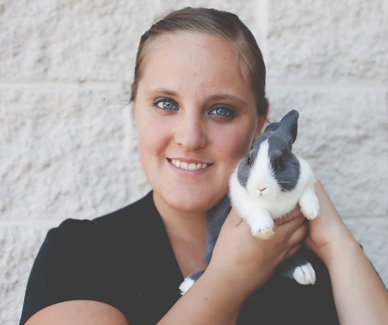Erin - Erin is our assistant manager here at Pet City. She's worked here for 8 years and loves being able to pair families with the right pets and make sure our animals are healthy. She has two dogs from Pet City who are kept company by three other dogs, five horses, five cows, a cat, and two bearded dragons! Originally from Central City, CO, Erin's interests outside of work include rodeo, skiing, basketball, spending time with friends and family, and watching the Broncos and the Avalanche. In the future, Erin hopes to continue working with animals as a veterinarian, in the cattle industry, or at an equine rehabilitation facility after college.