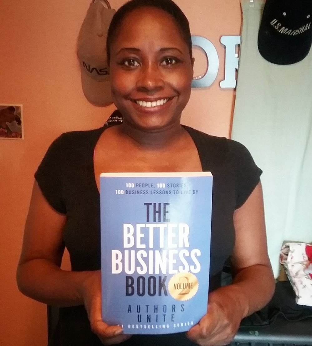My second co-authored book, The Better Business Book (Volume 2), became an International Bestseller in 2017! The result of collaborating with success driven entrepreneurs. -