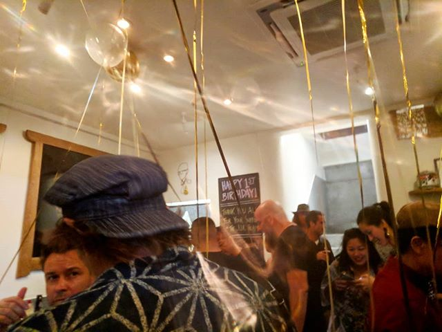Happy birthday to one of our favourite Bangkok restaurants @jua_bangkok! Thanks for the party. Looking forward to next year!