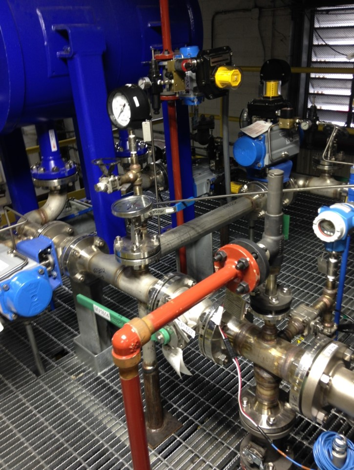 Expanded scope Project – Equipment Fab/install and pipe fab/install