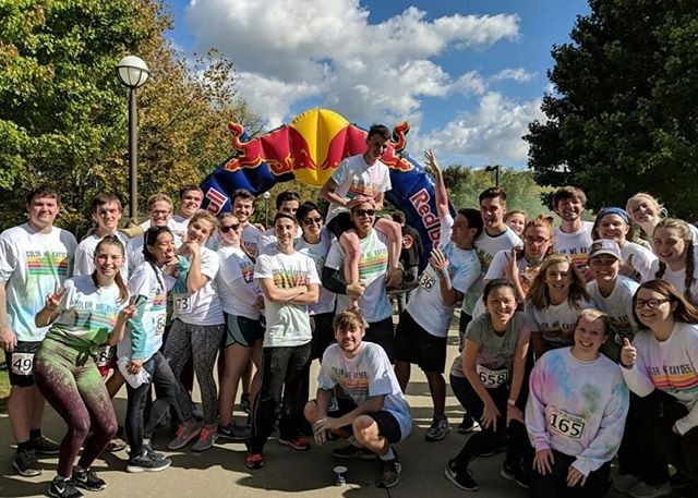 Happy founders day Kappa Delta! We have had a blast getting to know you better over the past year, and cant wait for the years to come!  Thank you for an amazing Color Me Kaydee!
