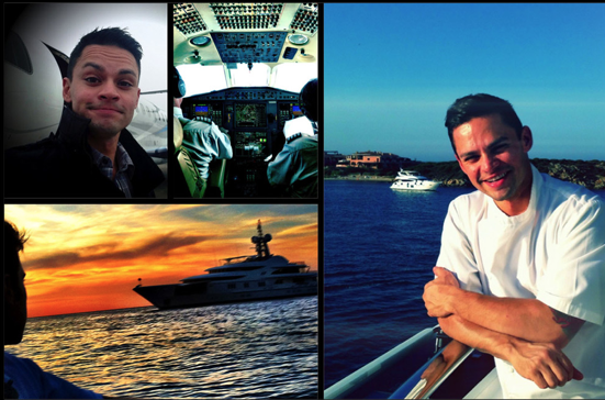 """Billionaire Boys Club - Thailand, Monaco &the Maldives :Over the next few years, I had the great fortune of cooking for both the California billionaire Tom Gores and for a Russian billionaire (best left unnamed!) on the French Riviera of Monaco and in Beverly Hills, respectively.Chopping and working along side the waves of the ocean, the life of a """"yachtie"""" cruises past in galley kitchen of a mega-yacht.Michael Jacksons """"Rock with you"""" roils from a boombox, a self-aware soundtrack to choppy seas. Through the port-hole window, buddhist temples, fishing boats and sunsets inspire an exhaustive, thrilling lifestyle."""