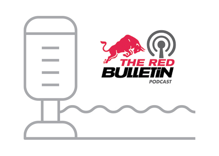 The Red Bulletin Podcast: An Adventurer for the Social Media Age - MISSING LINK – 08.08.17