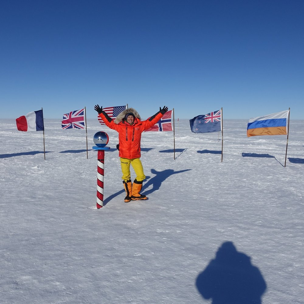 Day 25:  #TBT another unforgettable polar expedition.