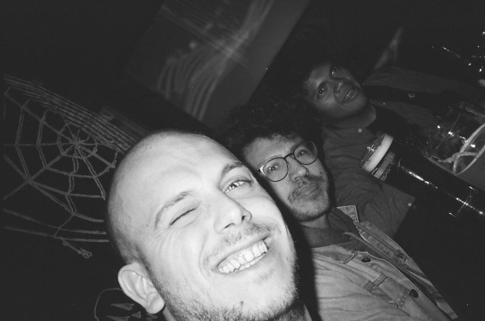Enzo, Paul, Me