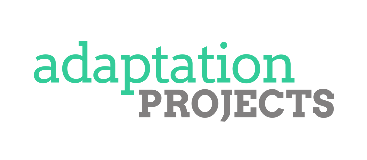 Adaptation Projects