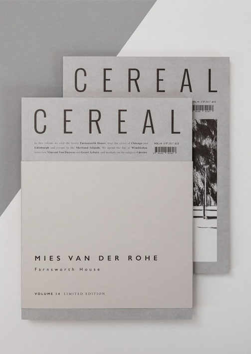 Cereal Magazine Limited Edition