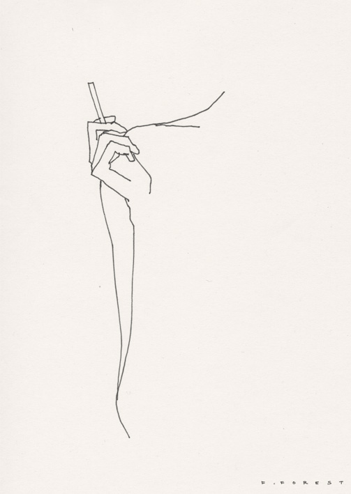 FForest_Drawing_WomanSmoking#3.jpg
