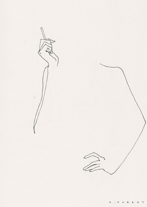 FForest_Drawing_WomanSmoking#8.jpg