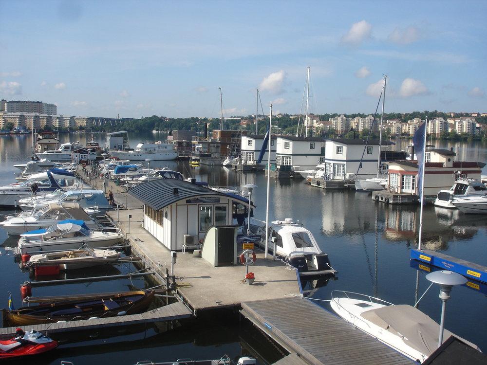 Lediga båtplatser Stockholm