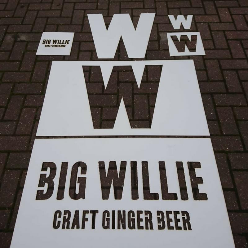Branding Stencils