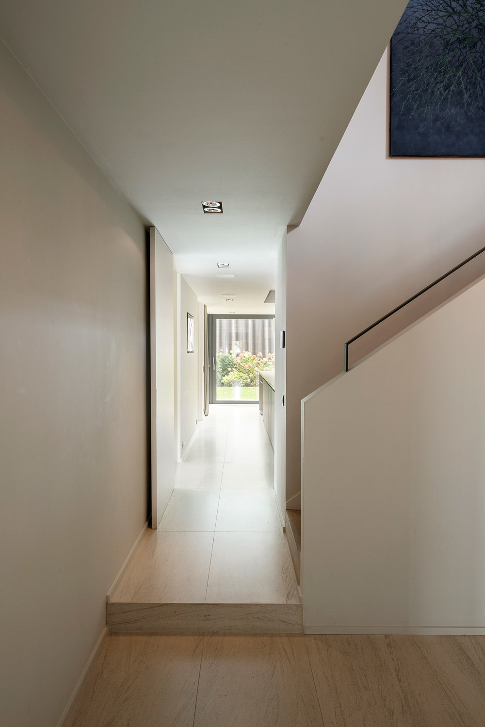 VERT CHASSEUR EXTENSION & RENOVATION OF A VILLA BRUSSELS
