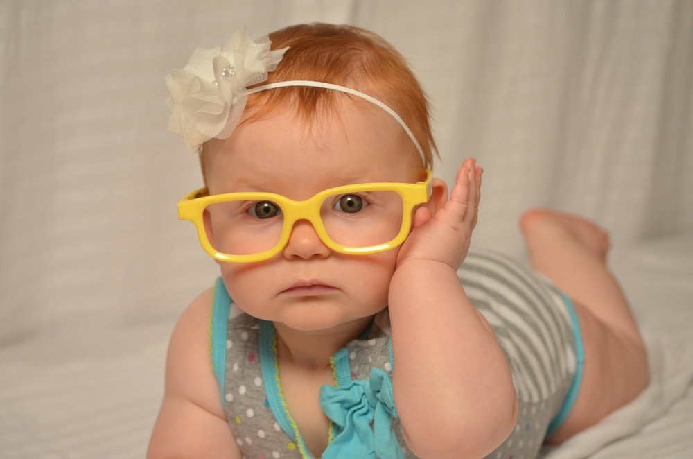 Infant Eye Exams -