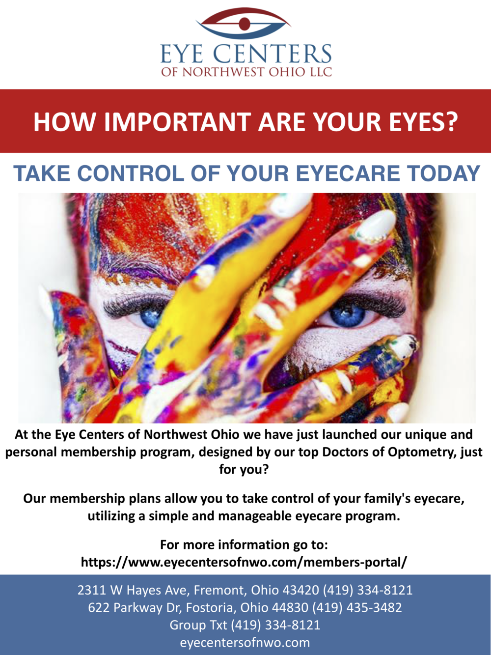 Eyecare membership program launches