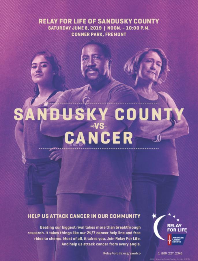 Relay for life of Sandusky County