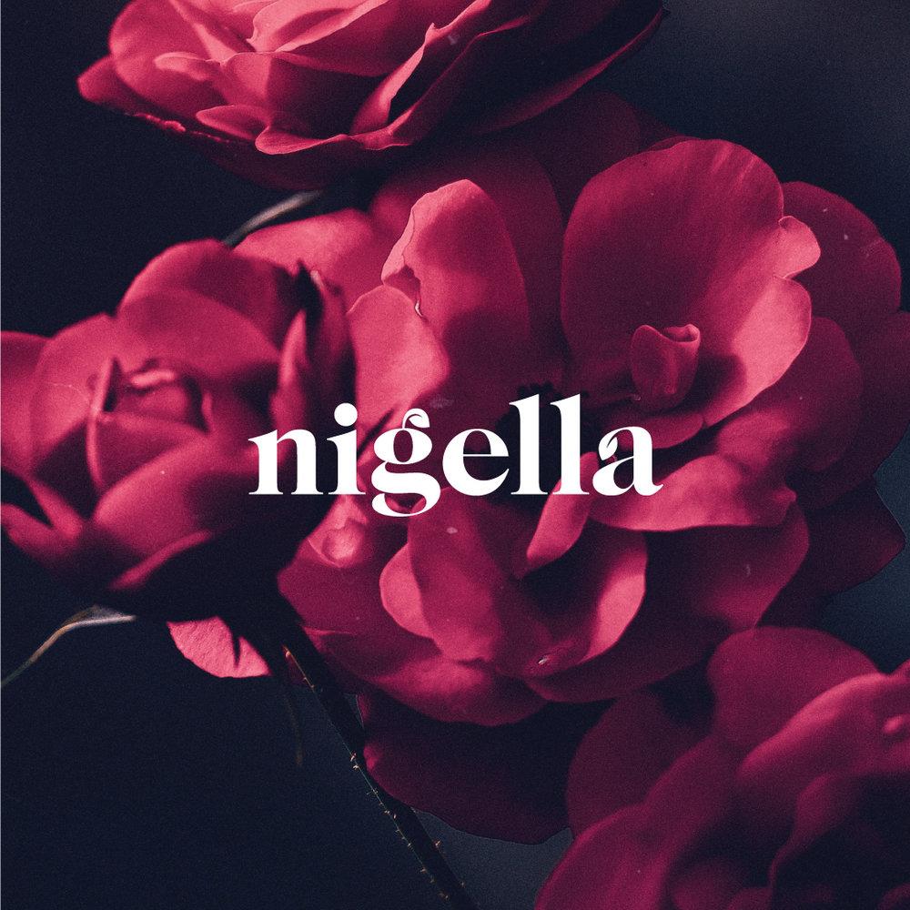 Nigella Flower Boutique - Branding, identity
