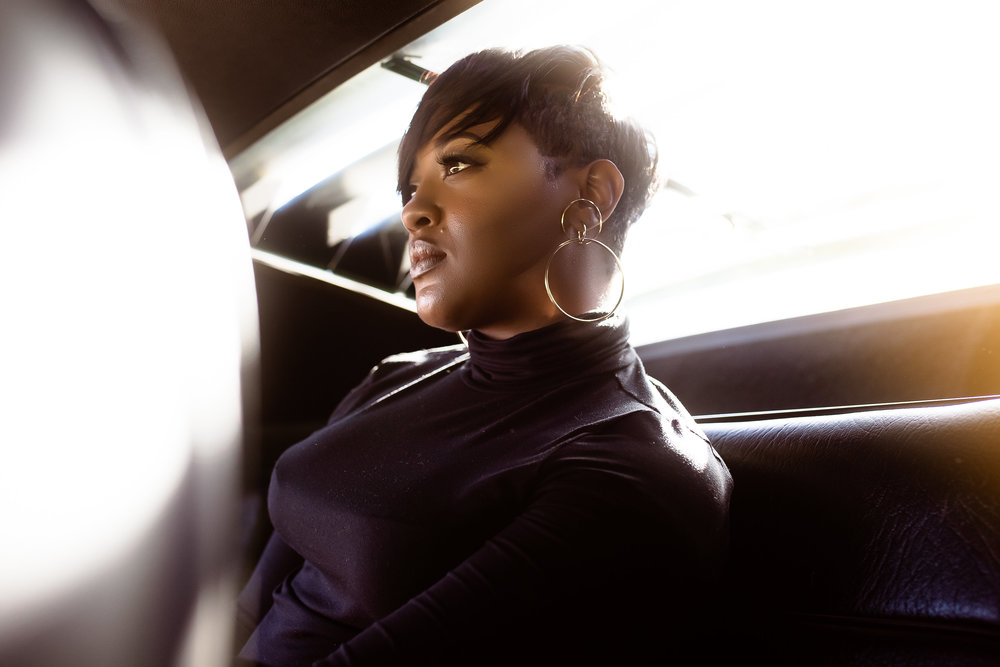 Rapsody is the Rap Star Staying Grounded in the Digital Age - via Hunger Magazine