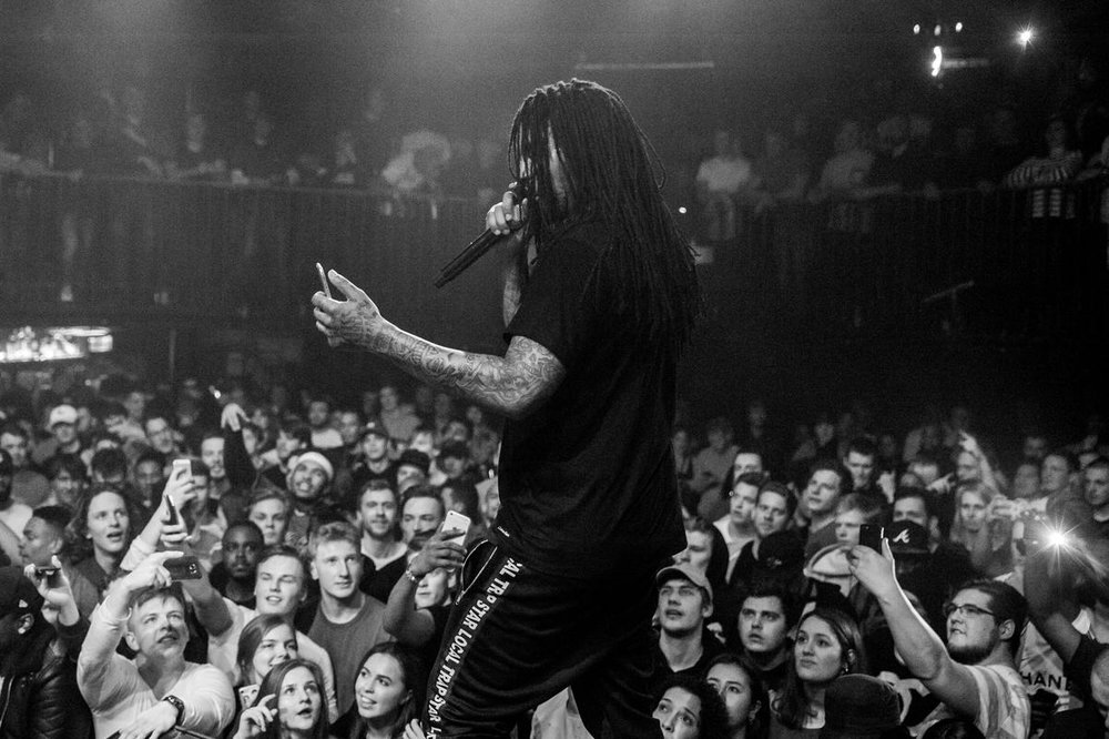 Concert Review: Waka Flocka Flame in Amsterdam - via The 405