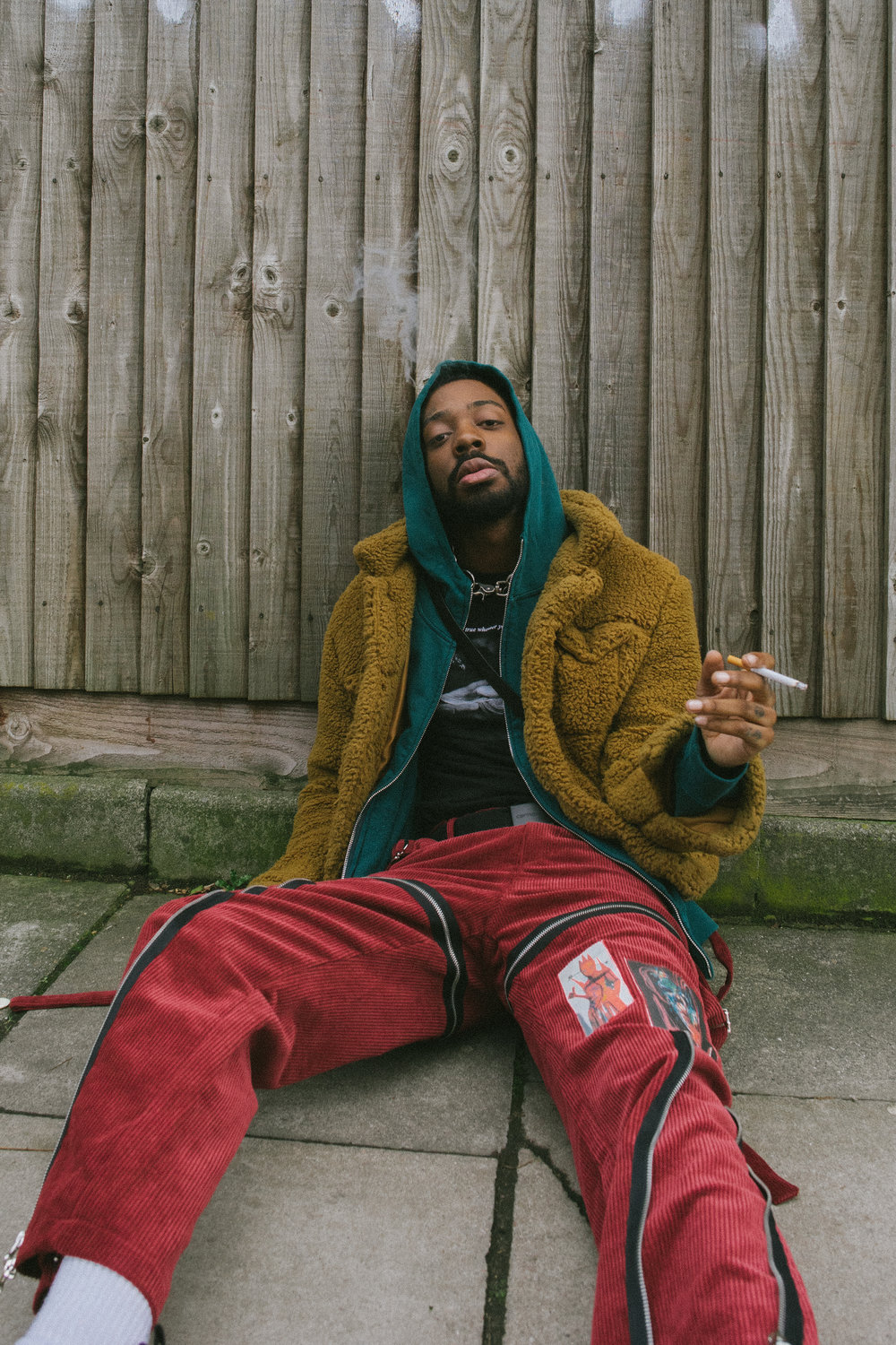 Brent Faiyaz is Redefining What it Means to be an R&B Artist - via Notion Magazine