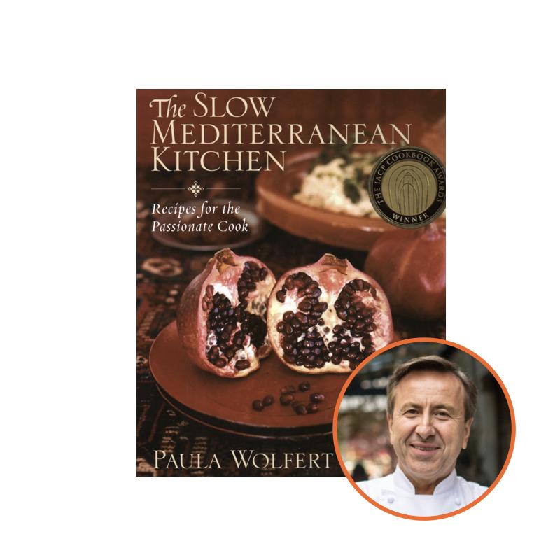 Daniel Boulud recommends Paula Wolfert