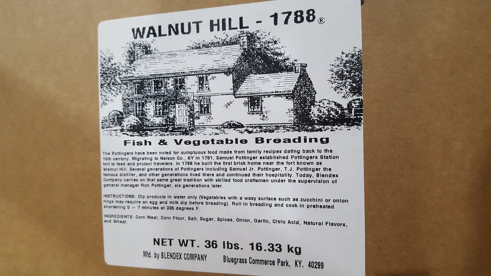 walnut hill label