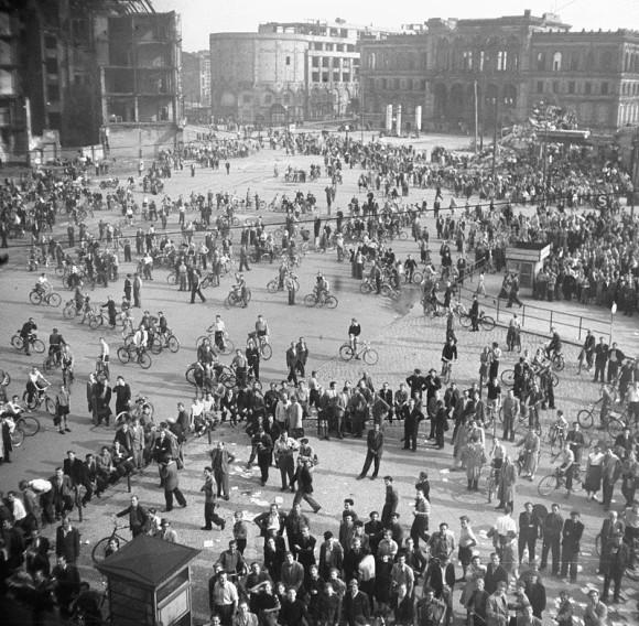 Potsdamer Platz, East Berlin