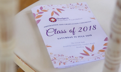 Full Ceremony Recording - Available from £18.99