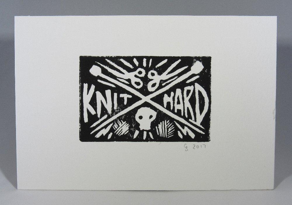 Knit Hard