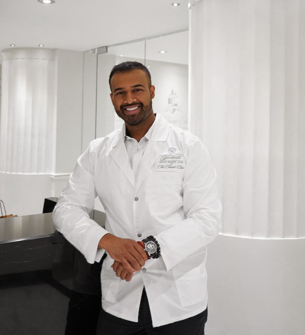 Dr. Thanu Jey - Clinic Director