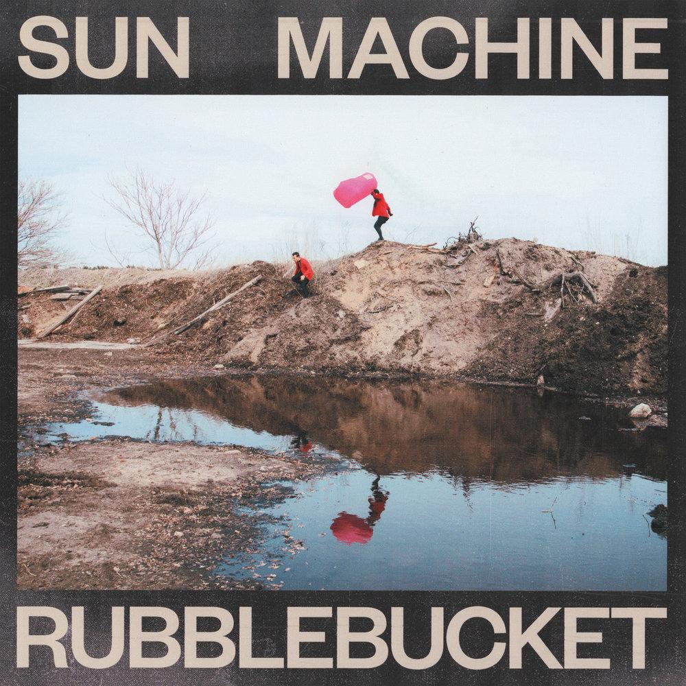 2. Rubblebucket // 'Sun Machine'