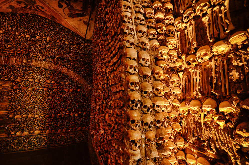 The Chapel Of Bones
