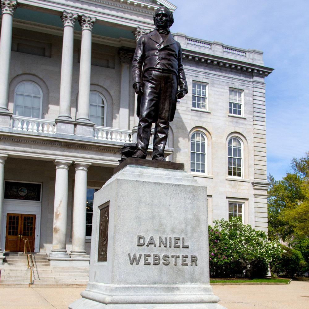 Daniel Webster (1782-1852)