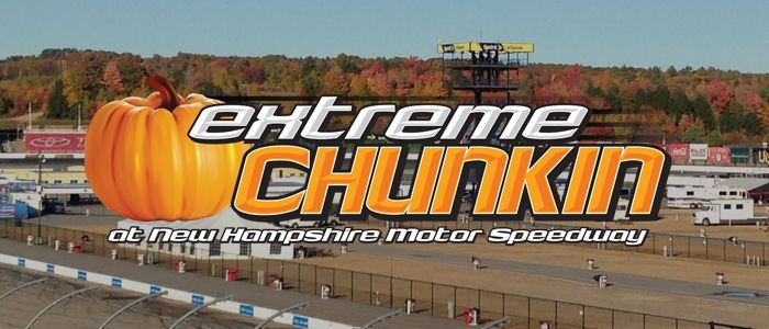 The Extreme Chunkin Festival returns to New Hampshire Motor Speedway on October 20 and 21 as teams from all across the country will go the distance in an all-out battle for greatness and the chance to be number one. Teams will use machines such as trebuchets, catapults and air cannons to launch pumpkins and other extreme items in both distance and target competitions (four rounds of each).