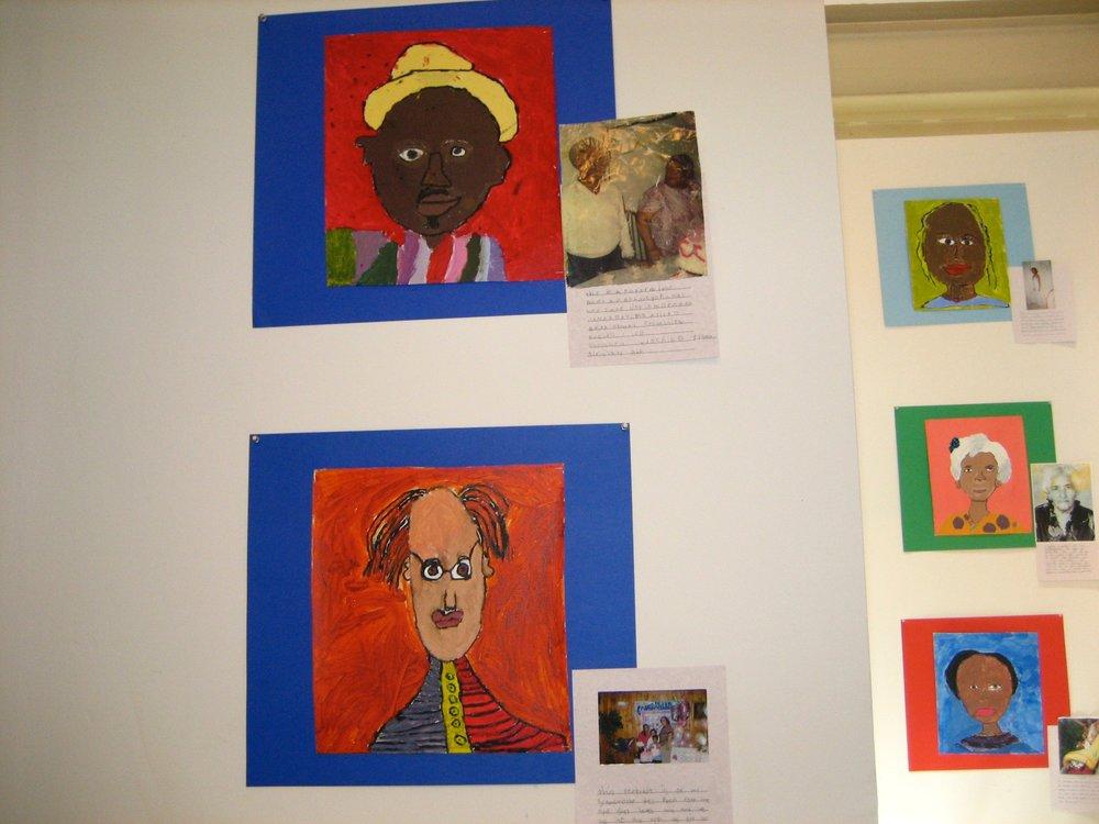 Portraits Project