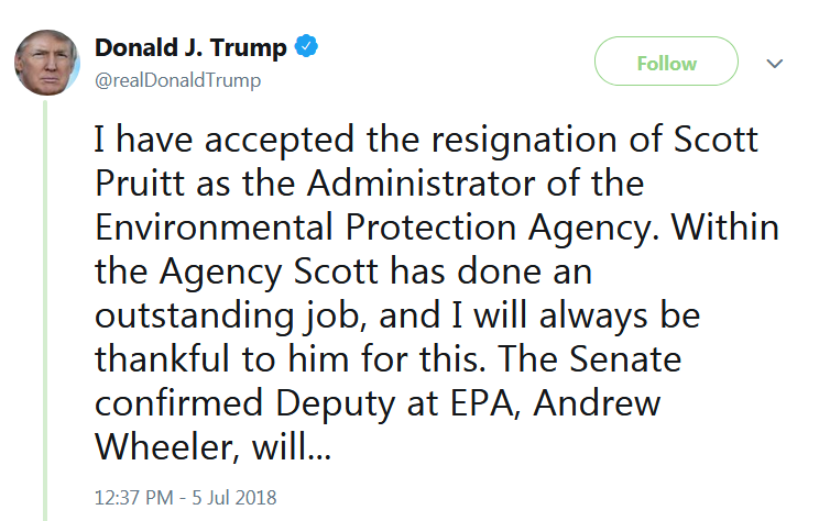 President_Trump_Pruitt