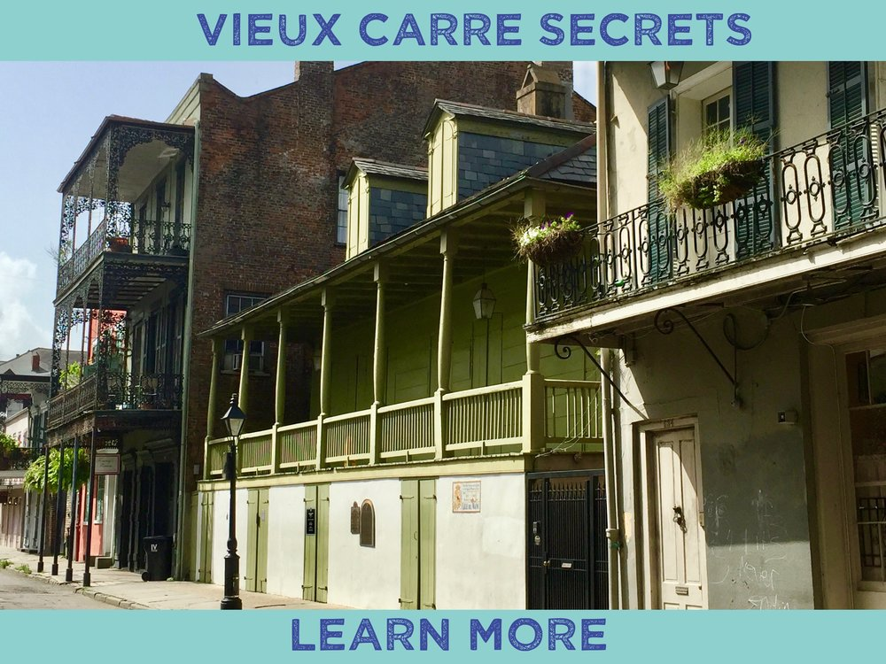 French Quarter History Tour