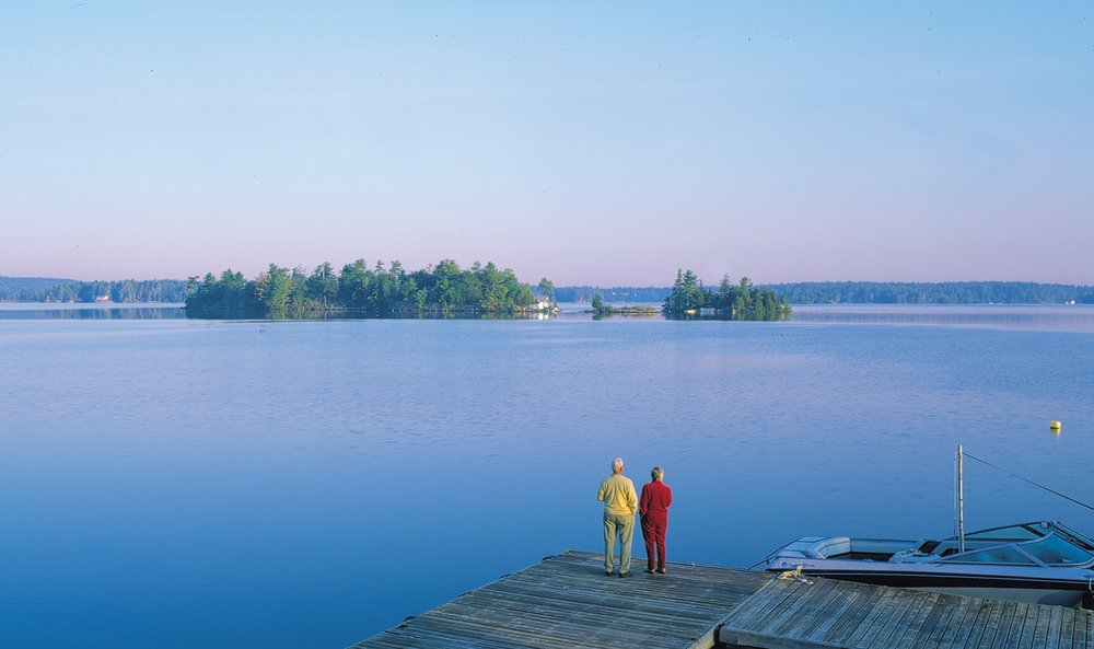 Own Property on Beautiful Stoney Lake