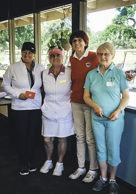 - Third Place Team Winners are:Castle Oaks: Sandy Ferrario Stockton Niners: Jean Mayo Rio Vista: Linda BaptistaManteca: Donna Crowe