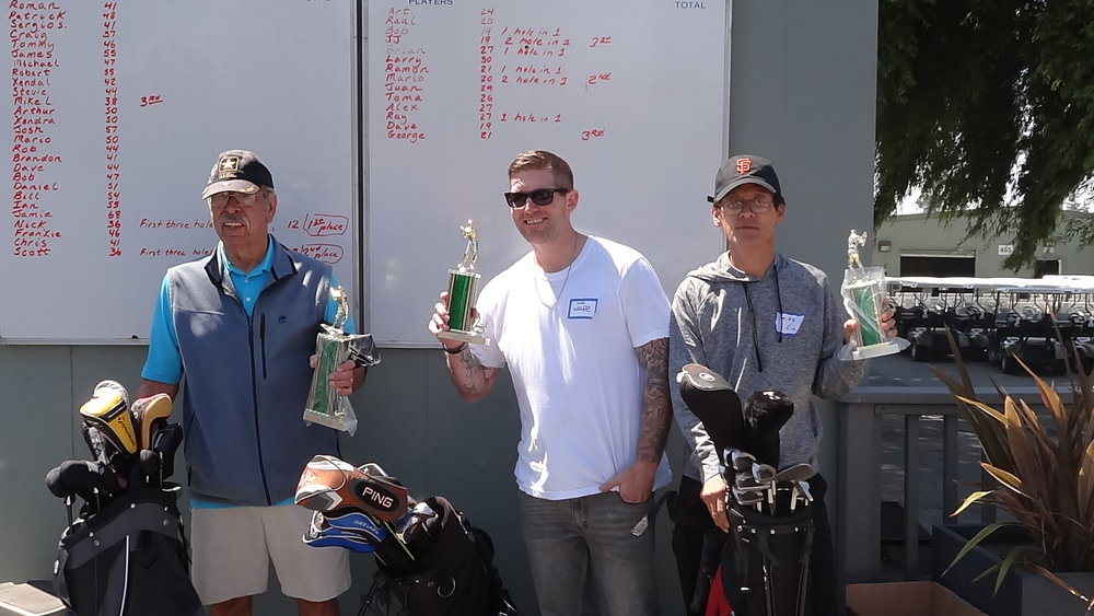 Golfing Contest Winners.JPG