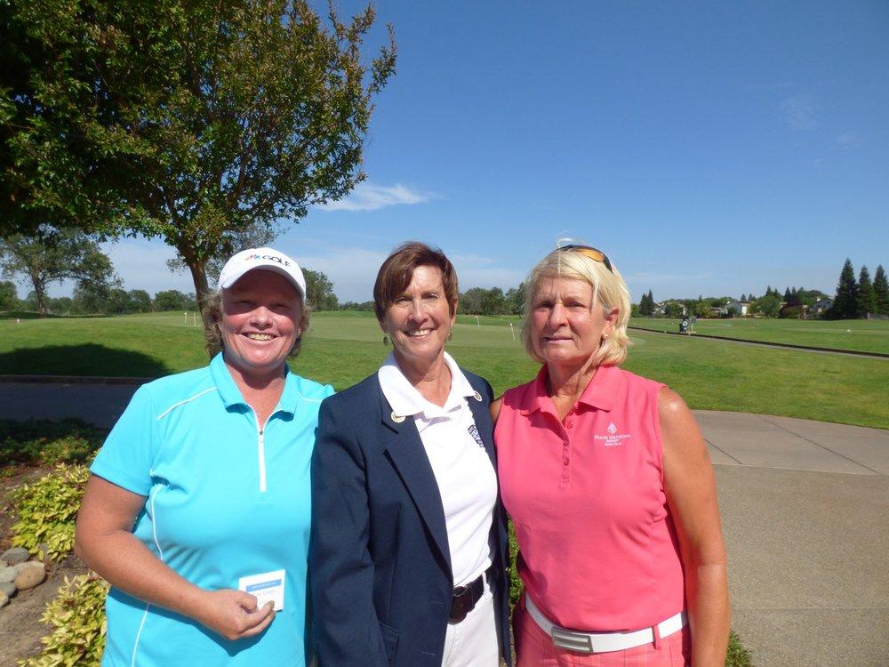 Low Gross: Deborah Robertson and Cindy Aafedt