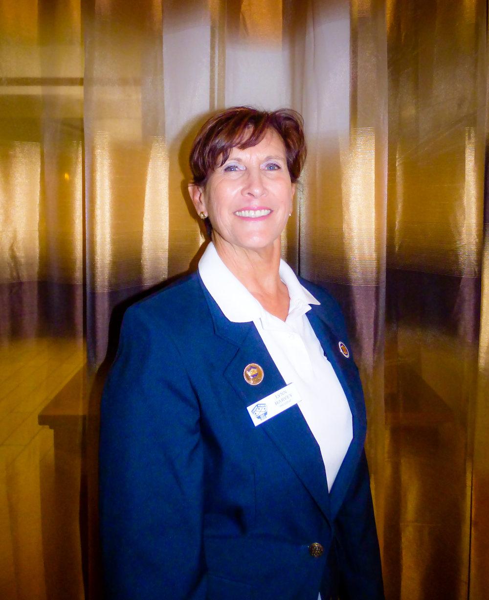 Lynn Harvey, Past President