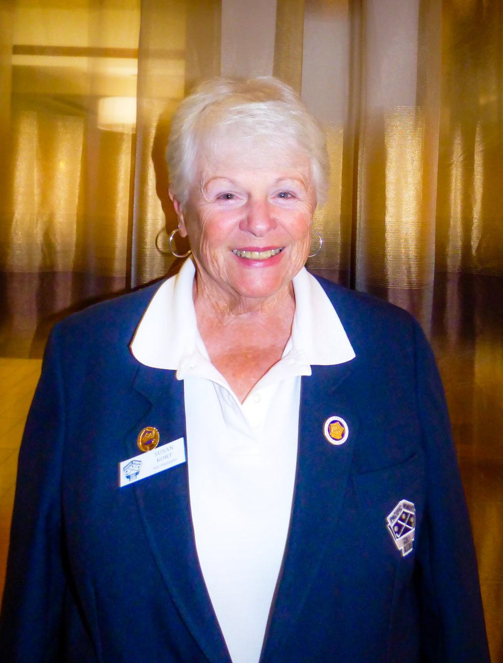 Susan Kort, President