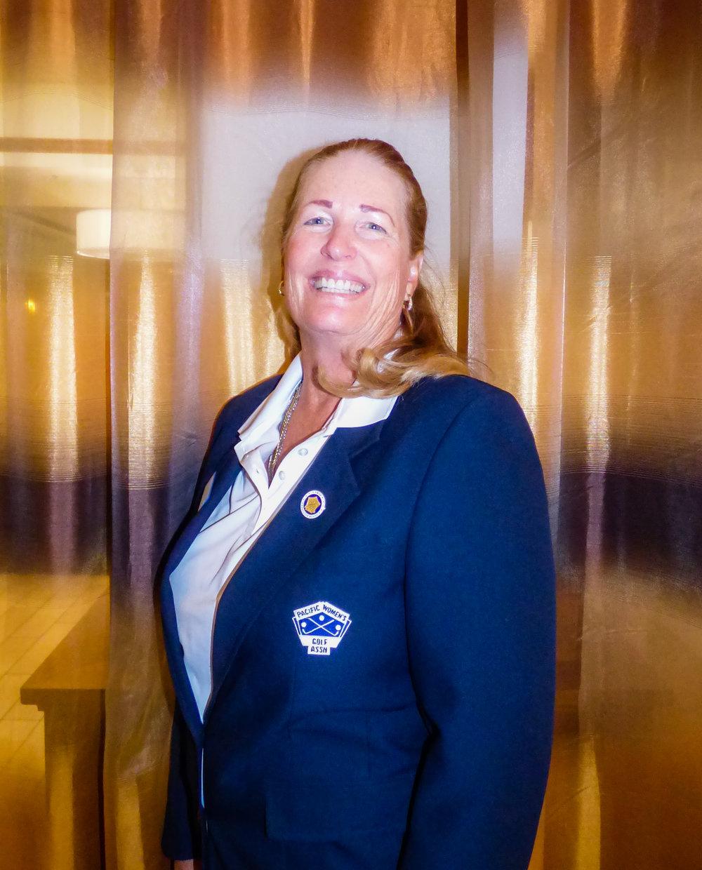 Rebecca Reese, Monterey Area Director