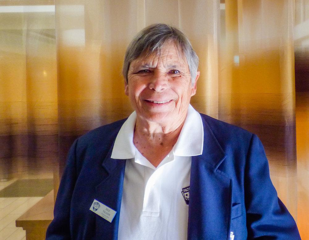 Dee Tilson, Redwood Area Director