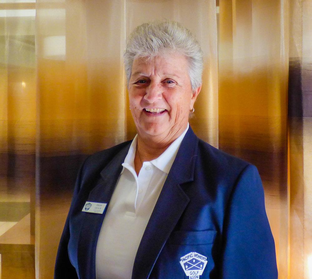 Fran Grace, Stockton Area Director