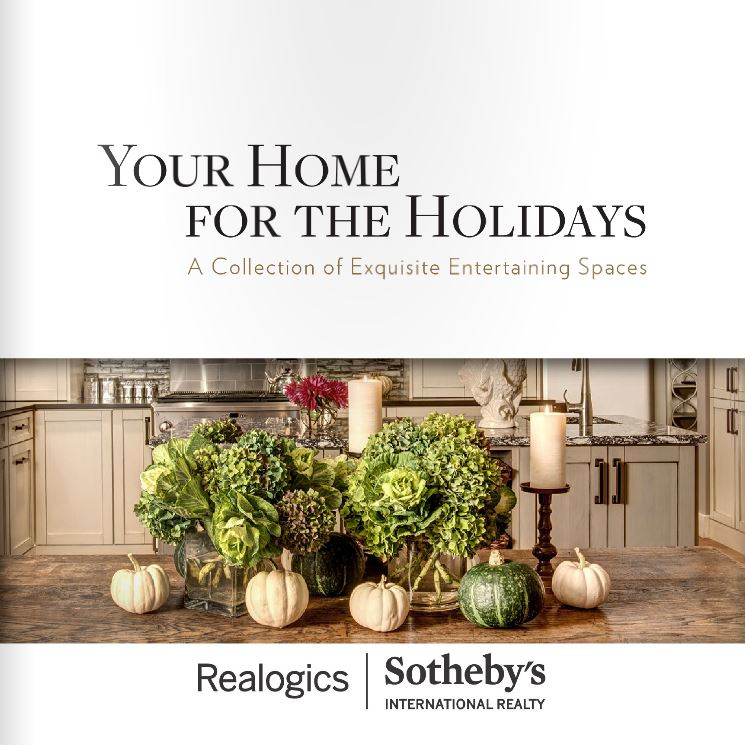 Christine Kipp Presents Holiday Entertaining Spaces for the Holidays