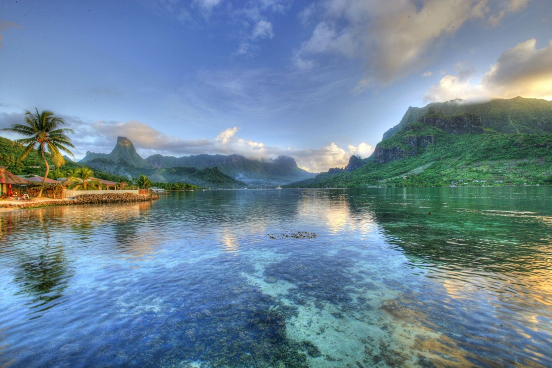 French Polynesia Sotheby's International Realty Christine Kipp