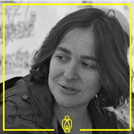 Caroline Glick - American born, Israeli settler, member of the Likud party and advisor to Netanyahu who supports apartheid and is vehemently anti-Arab and Islamophobic.