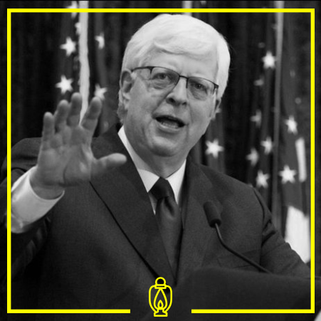 Dennis Prager - Right-wing nationally syndicated talk radio show host. Prager is an Orthodox Jew and Israeli apartheid apologist.
